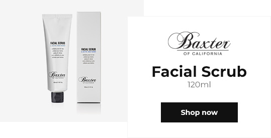 Baxter of California Facial Scrub - Shop Now
