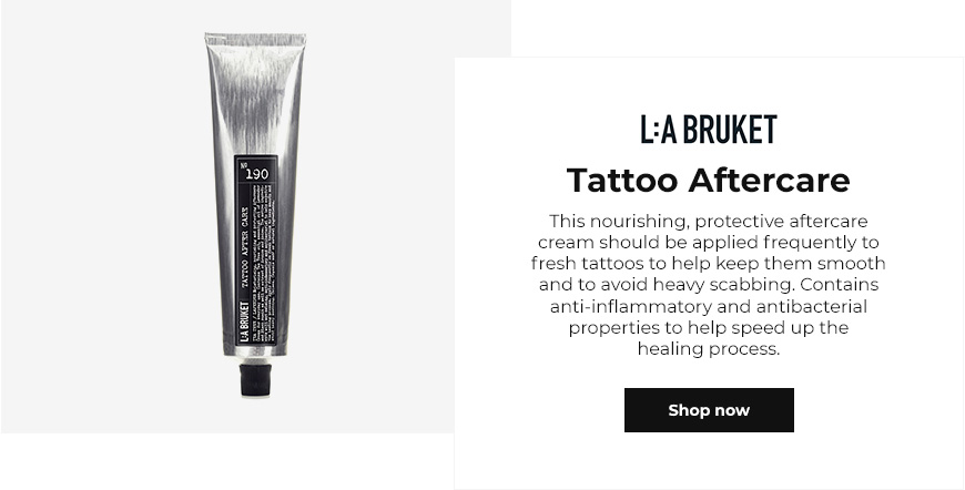 LA:Bruket Tattoo Aftercare - Shop Now